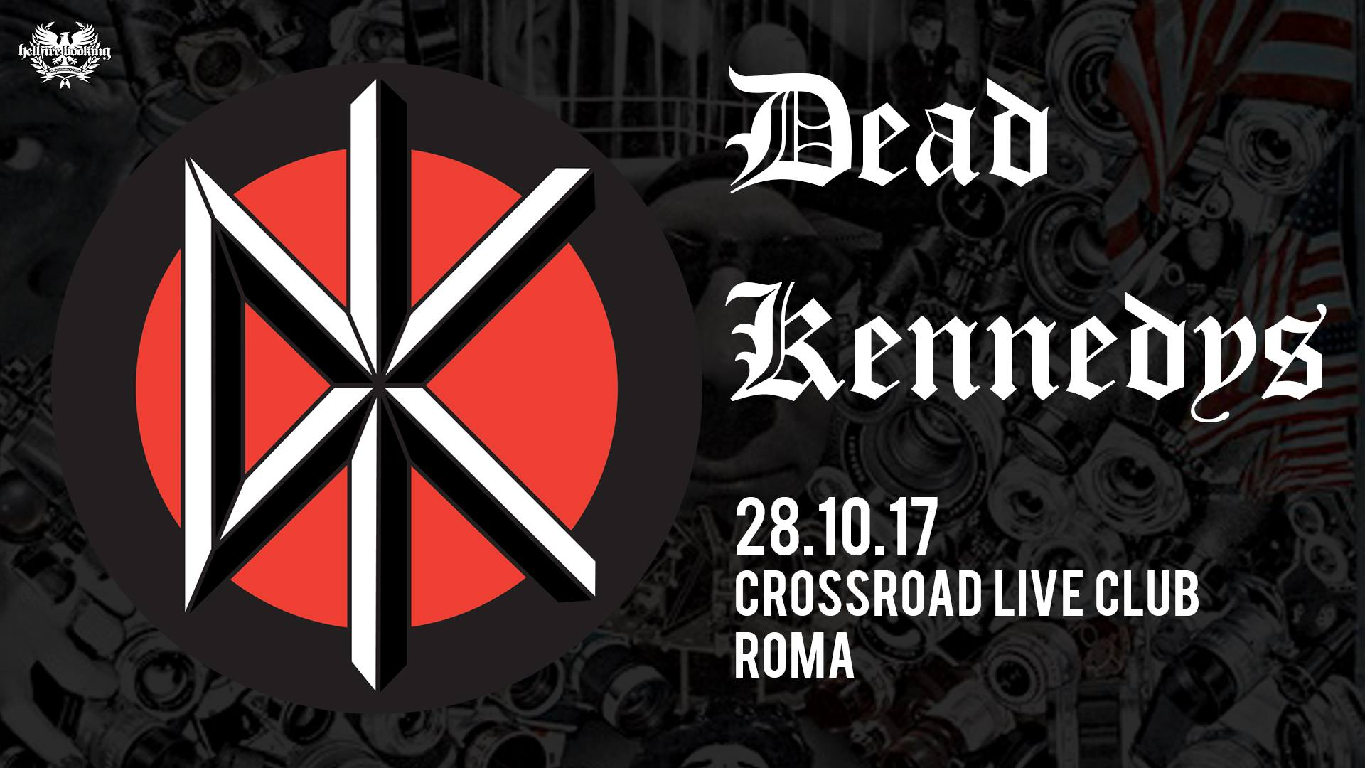 Dead Kennedys - Roma
