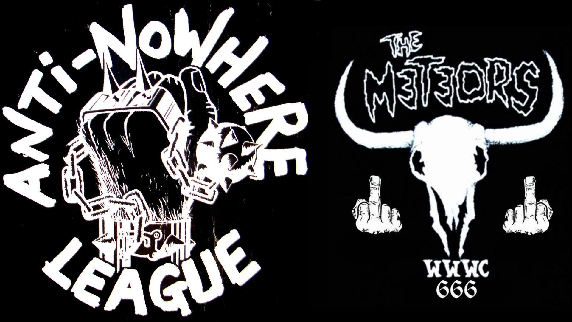 Anti Nowhere League + The Meteors
