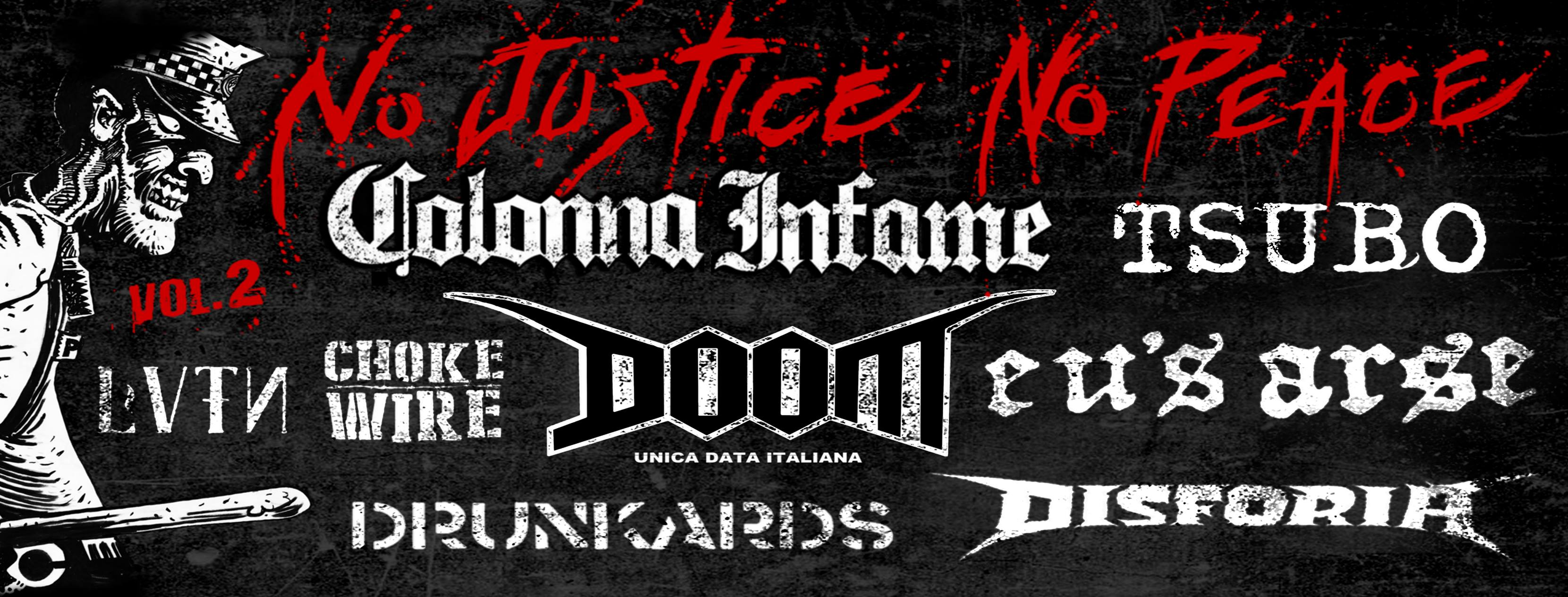 No justice No Peace Vol.2
