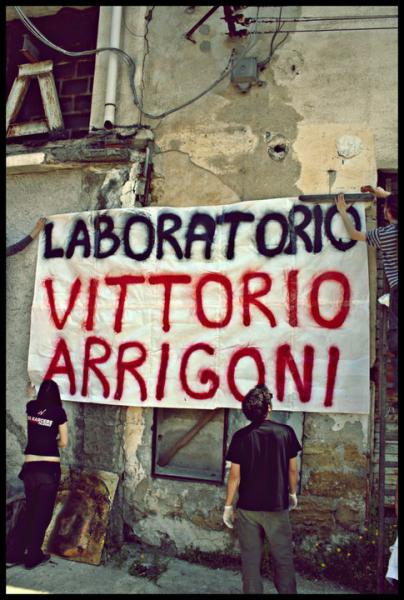 Laboratorio Occupato Vittorio Arrigoni