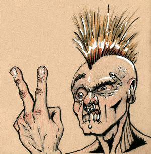 Angry Punk