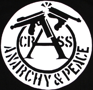 Crass Anarchy and Peace