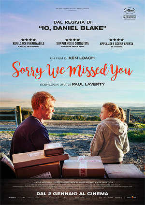 Sorry We Missed Youa - [2019] Ken Loach