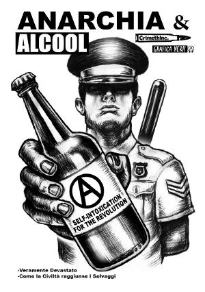 Crimethinc's Anarchia e Alcool