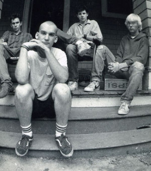Music And Skateboard. I Minor Threat