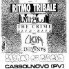 15 Giugno 1991 Parco Skiatos Kina - Ritmo Tribale - Impact - The Crime Gang Bang - Ulcera Vi Colga - Dirty Deviants