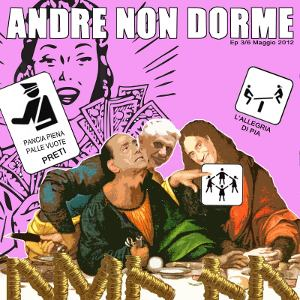 Andre Non Dorme - [2012] EP Collection (Vol.3)