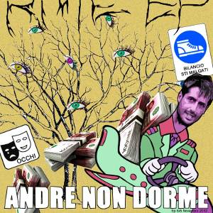 Andre Non Dorme - [2012] EP Collection (Vol.6)