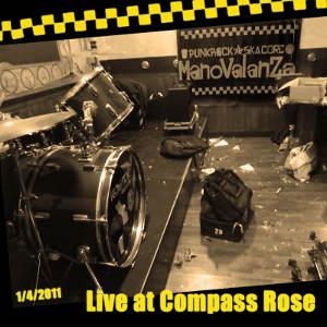 Manovalanza - [2011] Live At Compass Rose