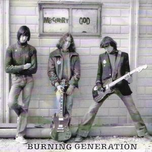 Mercenary God - [2008] Burning Generation