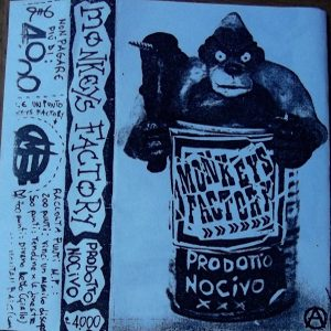 Monkeys Factory - [1993] Prodotto Nocivo