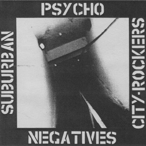 Psycho Negatives - [2005] Suburban City-Rockers