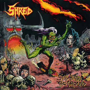 SHRED - [2016] Still Hitting The Ground