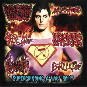 Supergrinding 6 Way Split [2012]