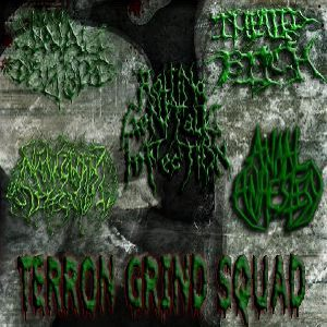 Terron Grind Squad (5-Way Split) [2010]