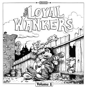 Thee Loyal Wankers - [2015] Volume 1